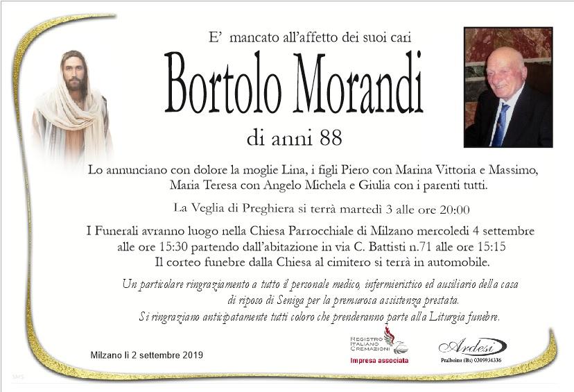 BORTOLO MORANDI
