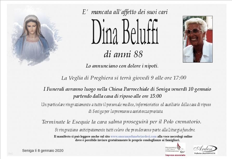 DINA BELUFFI - SENIGA