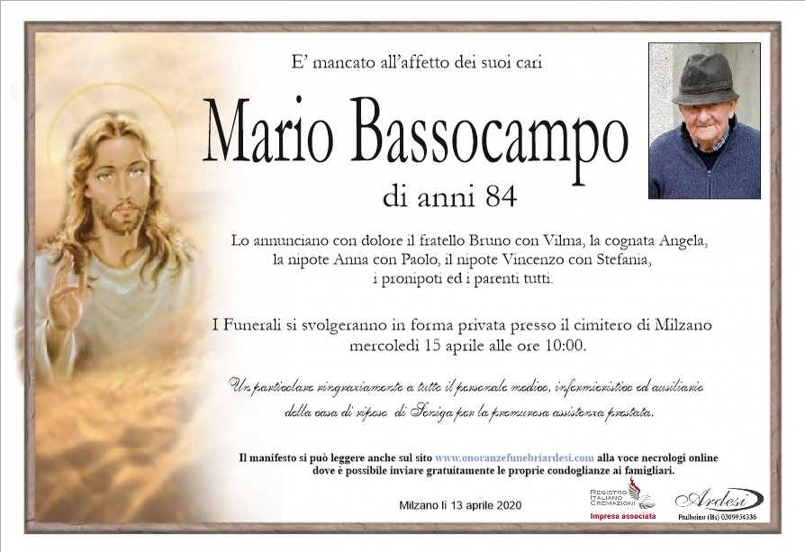 MARIO BASSOCAMPO